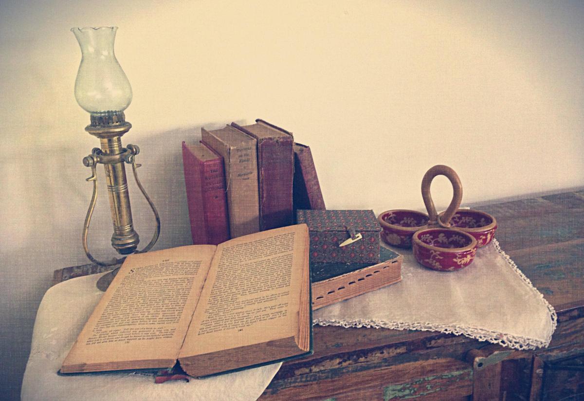 Libros que inspiran tus sueños: cabeceros de cama